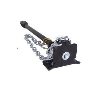B03 Spare wheel carrier-Commercial vehicle Full-size chain