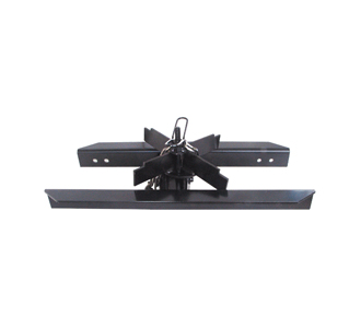 B02 Spare wheel carrier-Commercial vehicle Mid-size chain